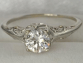 Antique Engagement Rings: One of a Kind Jewels With Colorful History