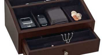 Things To Consider When Buying Jewelry Boxes For Men