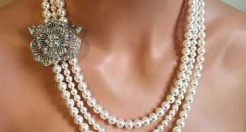 What makes the pearl as a perfect wedding jewelry?