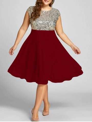 Look Gorgeous in these Plus Size Club Dresses from Dresslily