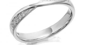 Wedding Rings Would be the Most Romantic Valentine's Gifts