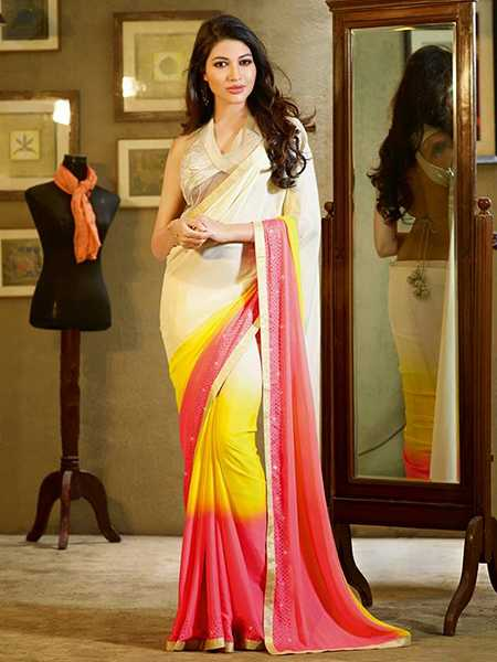 Best Colourful Sarees To Wear During Summer Breeze