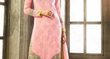 Indian Salwar Suit Is The Craze Of The Day For Party Wear