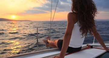Tips For Women Who Decide To Spend A Few Days On Vacation Sailing On A Sailboat